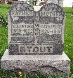 Catherine <i>Frazier</i> Stout