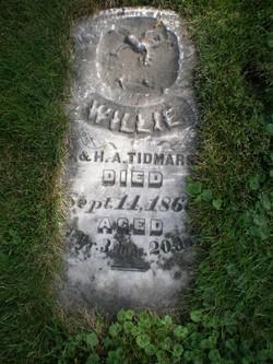 Willie Tidmarsh