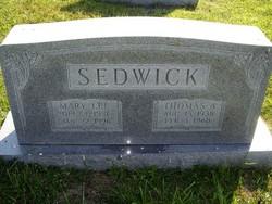 Mary Lee <i>Shuler</i> Sedwick