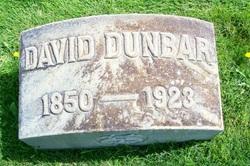 David Dunbar