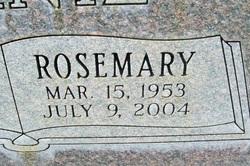 Rosemary Alaniz