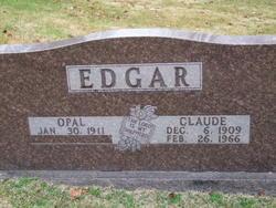 Claude Edgar