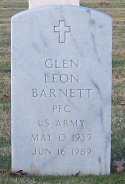 Glen Leon Barnett