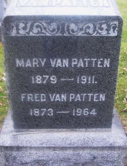 Mary <i>Schaffer</i> Van Patten
