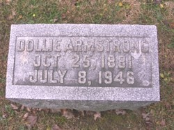 Phroncie Mae Dollie <i>Patton</i> Armstrong