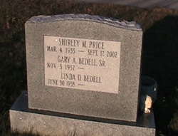 Shirley Mae <i>Smith</i> Price