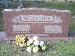 Raphel Weldon Alexander