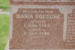 Maria Boesche