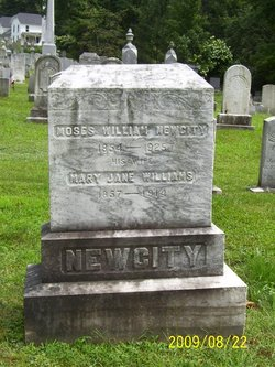 Mary Jane <i>Williams</i> Newcity