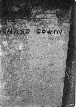 Richard Dickey Gowan