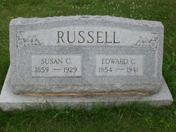 Edward C Russell