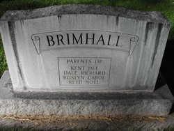 Alma De Voe Brimhall