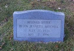 Helen Jeanette Mitchell