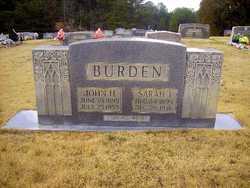 John Henry Burden
