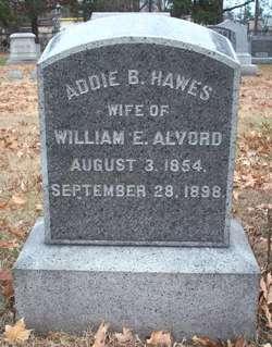 Addie Belle <i>Hawes</i> Alvord
