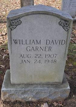 William David Garner