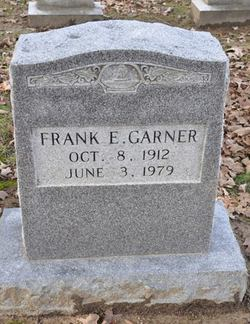 Frank Edward Garner