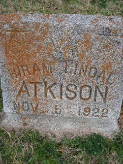 Hiram Lindal Atkison