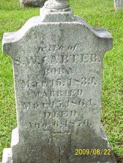Mary B. <i>Boynton</i> Carter