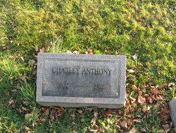 Charley Anthony