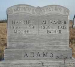 Alexander John Adams
