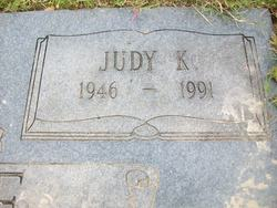 Judy Katherine <i>Crabtree</i> Savage