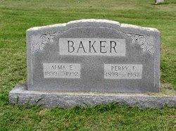 Alma E. Baker