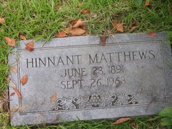 Hinnant Matthews