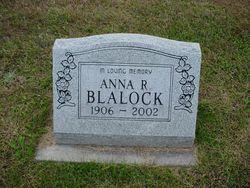 Anna Russell <i>Thurmond</i> Blalock
