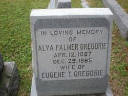 Alva Palmer Gregorie