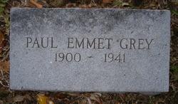 Paul Emmet Grey