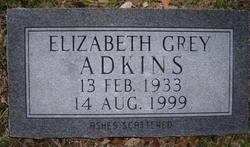 Elizabeth <i>Grey</i> Adkins