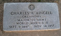 Charles R Aingell
