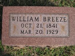 William Breeze