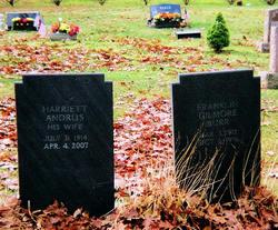 Harriet <i>Andrus</i> Burr