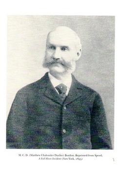 Matthew Chaloner Durfee Borden