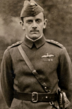 Major Lanoe George Hawker