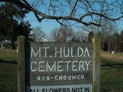 Mount Hulda Lutheran Cemetery
