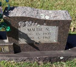 Maude Victoria <i>Williams</i> Dyer