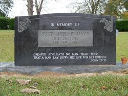 Sgt Joel C. Mayo