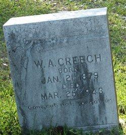 William A Creech