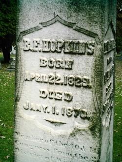 Benjamin Franklin Hopkins