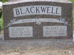 Gladys N <i>Tarkington</i> Blackwell