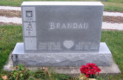 Walter H Brandau
