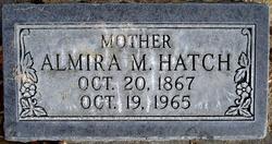Almira Miranda <i>Cox</i> Hatch