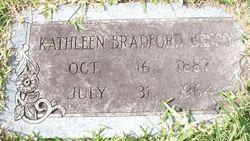 Kathleen <i>Bradford</i> Benson