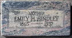 Emily <i>Hoggard</i> Hindley