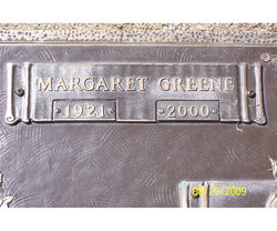 Margaret <i>Greene</i> Dixon