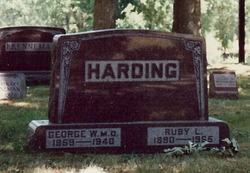 Dr George Harding