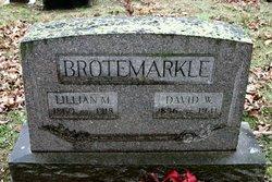 David W Brotemarkle